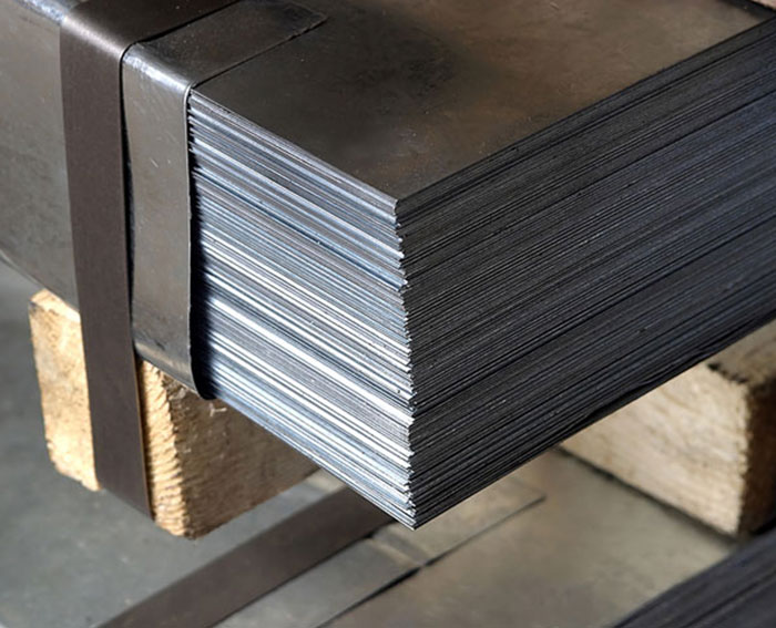 Hot Rolled Metal Sheets